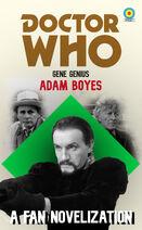 Doctor Who Gene Genus Novelization OG Cover