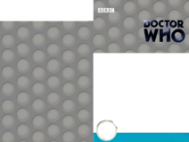 Doctor Who DVD Bootlet Template