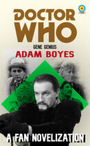 Doctor Who Gene Genus Novelization Cover