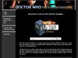 Doctor Who Fan Film Database