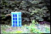 Time rift TARDIS before