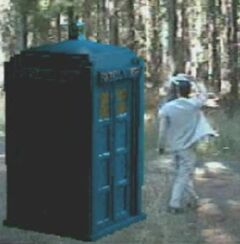 Aaron police box