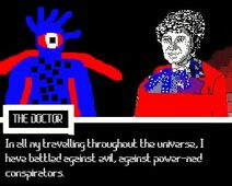 Doctor Who and The Gloom of Doom 1