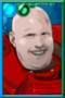 Hydroflax with Nardole Head Portrait