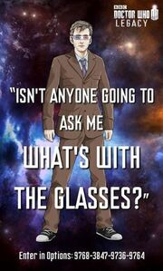 Doctor Ten 3D