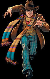 Fourth Doctor Comics