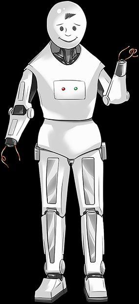 Rory the Handbot