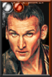 The Ninth Doctor Comics Portrait