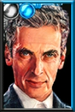 The Twelfth Doctor Comics Portrait