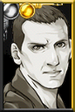The Ninth Doctor + Portrait
