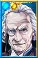 The First Doctor + Portrait Portrait