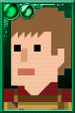 Rory Williams + Pixelated Centurion Portrait