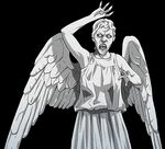Weeping Angel B Closeup