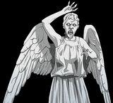 Weeping Angel B Closeup