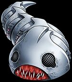 Cybermat Teeth