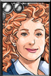 Professor River Song + Denim Portrait