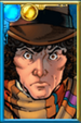 Fourth Doctor + Comics Portrait