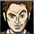 The Tenth Doctor Cartoony Icon