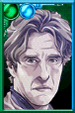 The Eighth Doctor + Portrait Portrait