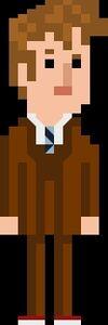 10 Pixelated Suit