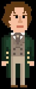 8 Pixelated Movie
