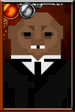 Strax + Pixelated Portrait
