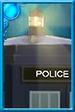 The TARDIS head