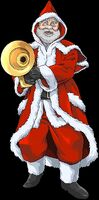 Roboform Santa Big Horn