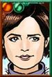 Clara Oswald Ski Portrait