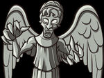 Weeping Angel Kids Area B Closeup