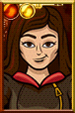 Clara Oswald + Cartoony Portrait
