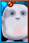 Adipose (Blue) Portrait