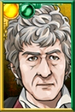 The Third Doctor Alternate Jacket 2 Portrait