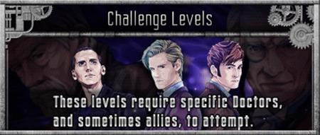 Challenge Levels