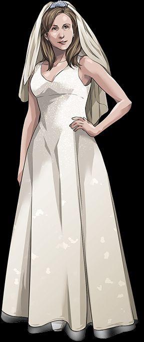 Image - Donna Noble Wedding Dress.jpg | DWLegacy Wiki | FANDOM ...