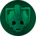 Cybermen green gem