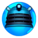 Dalek blue gem