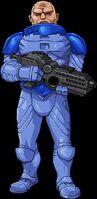 Rifle Sontaran B