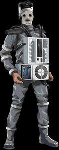 Bill Potts Cyberman