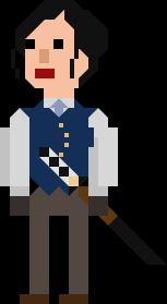 Jenny Flint Pixelated