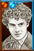 The Sixth Doctor + Portrait