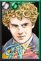 Signature The Sixth Doctor Portrait