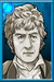 The Third Doctor + Head