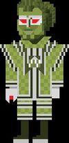 Sandminer Robot Pixelated Voc A