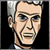 Twelfth Doctor Cartoony Icon