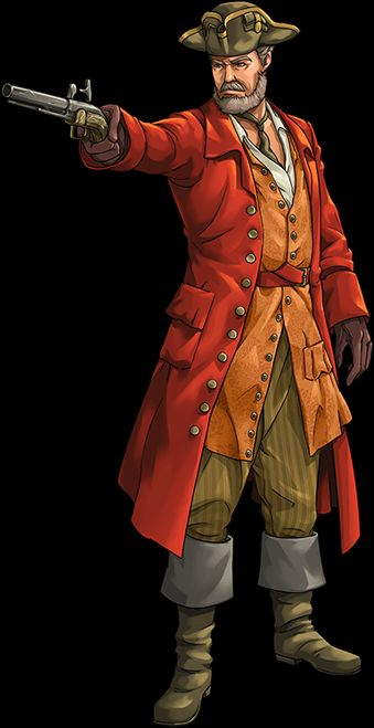 Captain Henry Avery