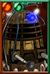 Rusty the Dalek Portrait