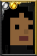 Fan Martha Jones Pixelated Weapon Portrait