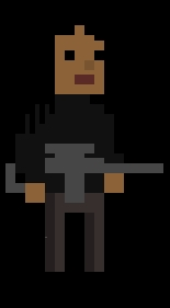 Martha Jones Pixelated UNIT