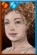 River Song + Dinner Portrait